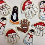 Santa Clay Handprint – Session 2