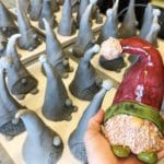 Adult Clay Gnome Workshop
