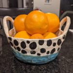 Clay Hand-building – Fruit Basket