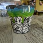 Pottery Glaze Layering Decals Workshop