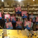 Sip and Paint Night – Paradise Found