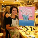Sip and Paint – Tranquil Surf