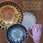 Stoneware Class – Dessert Bowl