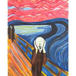Sip and Paint Night – The Shriek