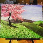 Virtual S&P – Cherry Blossoms