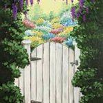 Sip and Paint – Secret Garden