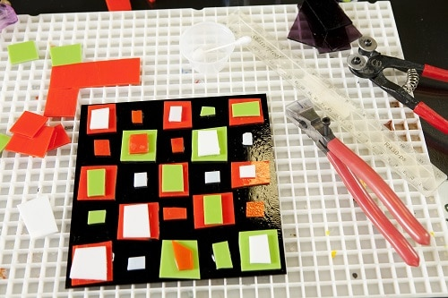 Glass Fusing Workshop