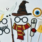 Spring Break Camp – Harry Potter Party