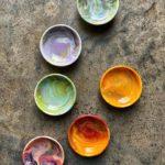 Paint Pour Bowls